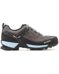 Salewa Ws Mtn Trainer Gtx Walking Boots - Gray