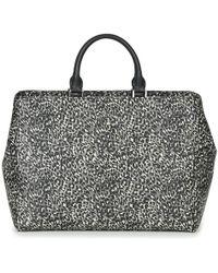 Vivienne Westwood - Leopard Women's Handbags In Grey - Lyst