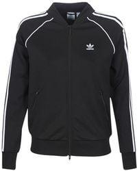 adidas Trainingsjack Ss Tt - Zwart