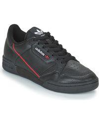 adidas Originals Continental 80 - Negro