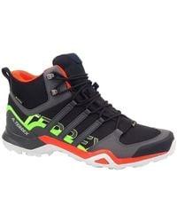 adidas Chaussures Terrex Swift R2 Mid - Multicolore