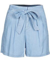 Vero Moda Short VMMIA - Bleu