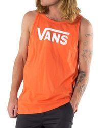 Vans Tank Top V00Y8VV5V - Orange