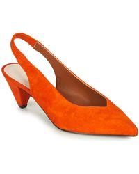 André JAYLYN Chaussures escarpins - Orange