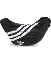 adidas Heuptas Waistbag Nylon - Zwart