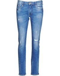 Le Temps Des Cerises Boyfriend Jeans BOY FIT - Blau