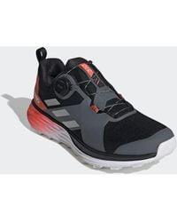 adidas Chaussure de trail-running Terrex Two Boa Chaussures - Noir