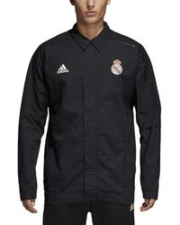 adidas Trainingsjack Real Madrid Zne Jacket - Zwart