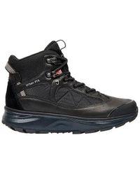 Joya Montana Boot Ptx Boots Shoes (high-top Trainers) - Black