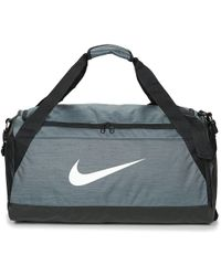 fea24a474f Asics Mens Gym Bag Men s Sports Bag In Grey in Gray for Men - Lyst