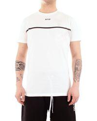 Iceberg 21EU1M0F017P400 T-shirt - Blanc