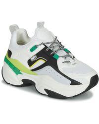 Buffalo Lage Sneakers 1630273 - Wit