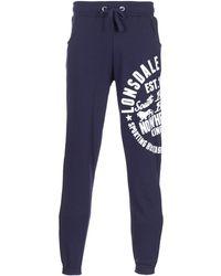 Lonsdale London - Cockermouth Men's Sportswear In Blue - Lyst