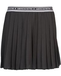 American Retro Rok Vero Skrt - Zwart