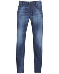 DIESEL Straight Jeans Larkee-beex - Blauw