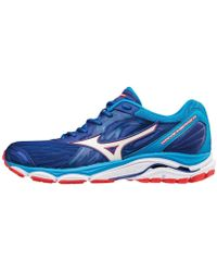 Mizuno - Wave Inspire 14 Men's Shoes (trainers) In Blue - Lyst