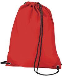 Bagbase BG5 garcons Sac à dos - Rouge