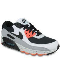 Air Max 90 Noir Chaussures Nike pour homme en coloris Noir - Lyst