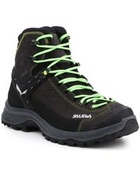 Salewa MS Hike Trainer Mid GTX 61336-0972 Chaussures - Noir