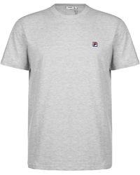 Fila - T-shirt Tshirt Homme Seamus - Lyst