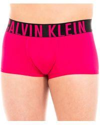 Calvin Klein Boxer Boxer Calvin Klein - Rosa