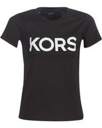 MICHAEL Michael Kors Camiseta - Negro