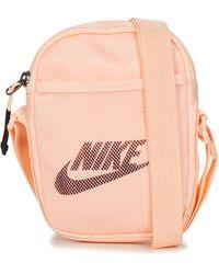 Nike Handtasje Heritage S Smit - Roze