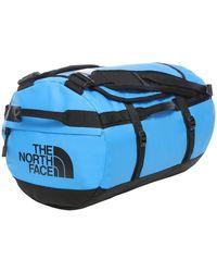 The North Face Sac de sport Base Camp M 71L Duffle Bag - Bleu