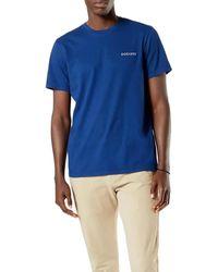 Dockers T-shirt - Bleu