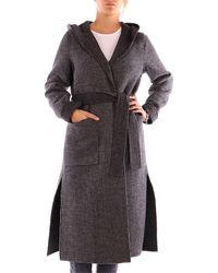 Caractere Abrigo HELEN 2 Prendas de abrigo mujer gris
