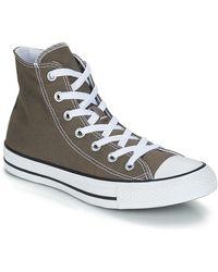 Converse Sneakers Chuck Taylor All Star Seas Hi - Grijs