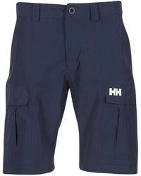 Helly Hansen - HH CARGO hommes Short en bleu - Lyst