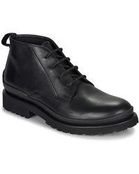 HUGO SCOUT DESB IT hommes Boots en Noir