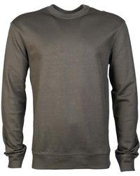 Armani Jeans - Sweatshirt 6y6m05 6j1lz Men's Sweatshirt In Green - Lyst
