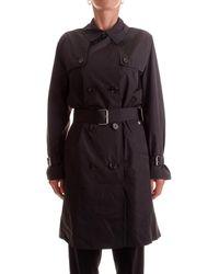 Calvin Klein Trenchcoat K20k202048 - Zwart