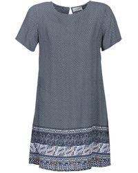 Casual Attitude Robe courte LINETTE - Bleu
