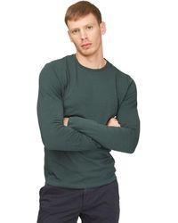 Gas T-shirt Lange Mouw 300187 - Groen