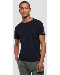 Replay Camiseta - Negro