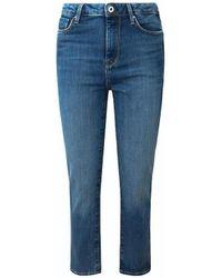 Pepe Jeans Jeans 3/4 & 7/8 - Bleu