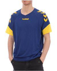 Hummel 400CHRYJN T-shirt - Bleu