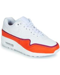 Nike Lage Sneakers Air Max 1 Se W - Wit
