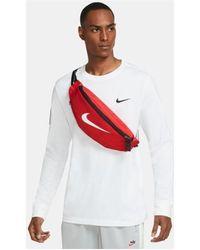 Nike Bolso DC7343 657 Heritage - Rojo