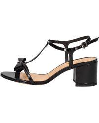 Sandales Sandales Noir Noir 237067 Femme 237067 Sandales Femme nPkw80O