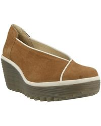 Fly London P500839001 femmes Chaussures en Marron
