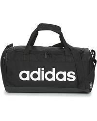 adidas Lin Duffle S Sports Bag - Black
