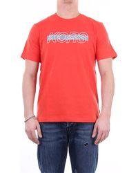 MICHAEL Michael Kors CS05JA5FV4 T-shirt - Orange