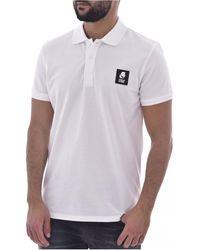 Karl Lagerfeld KL21MPL01 Polo - Blanc