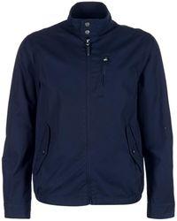 Lee Jeans - Harrington Men's Jacket In Blue - Lyst