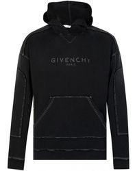 Givenchy BM708P3003 Sweat-shirt - Noir