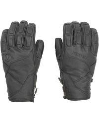Volcom Handschoenen Men's Service Gore Glove Black - Zwart